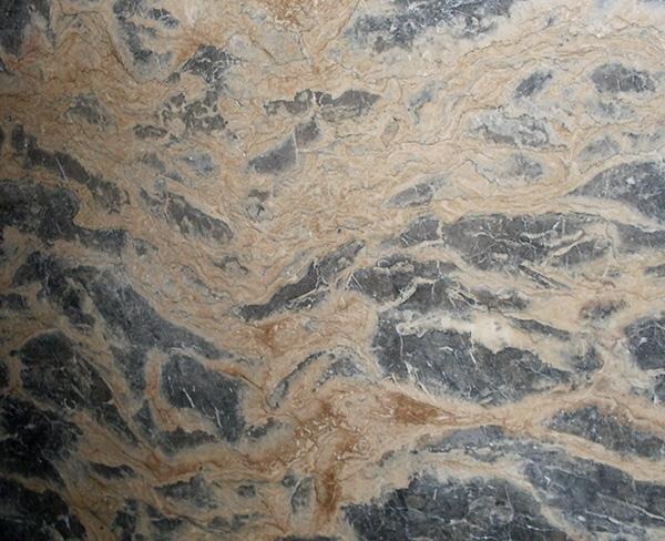 中式石材山水画贴图